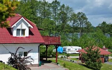 Port Jachtowy Kleszczewo - domki