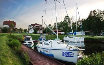 Port Jachtowy Kleszczewo cz.3