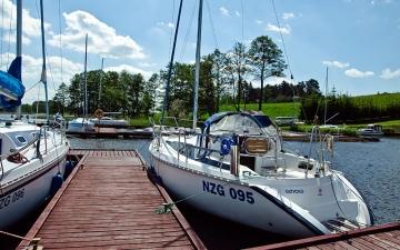 Port Jachtowy Kleszczewo cz.3_7