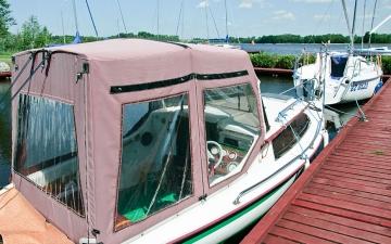 Port jachtowy Kleszczewo cz.6