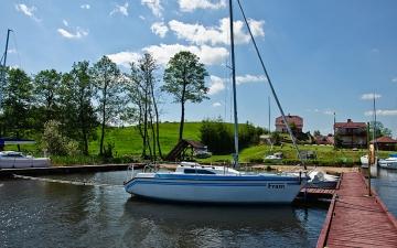 Port jachtowy Kleszczewo cz.6_7