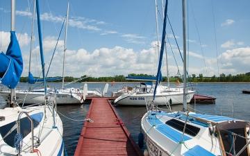 Port jachtowy Kleszczewo cz.7